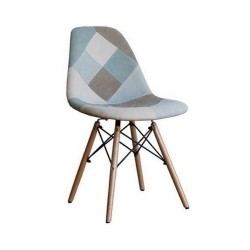 Silla Eames Patchwork