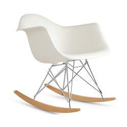 Sillón Eames Rocking Chair
